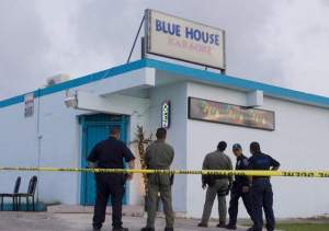 blue house guam